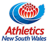 Athletics NSW logo